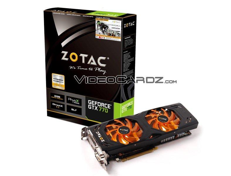 ZOTAC GTX 770 2GB ZT301 (2)