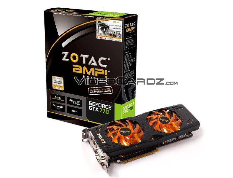 ZOTAC GTX 770 AMP ZT303 (2)