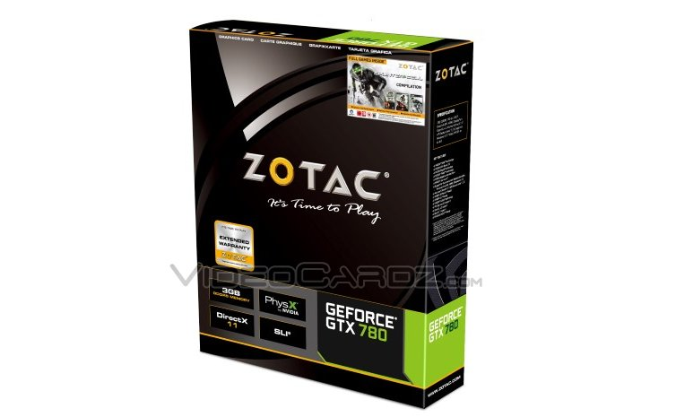 ZOTAC GeForce GTX 780 (1)