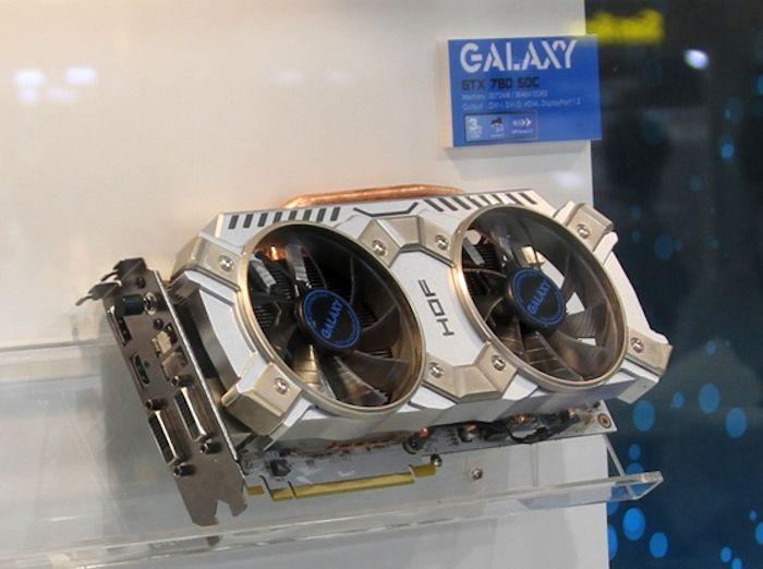 Galaxy GTX 780 SOC