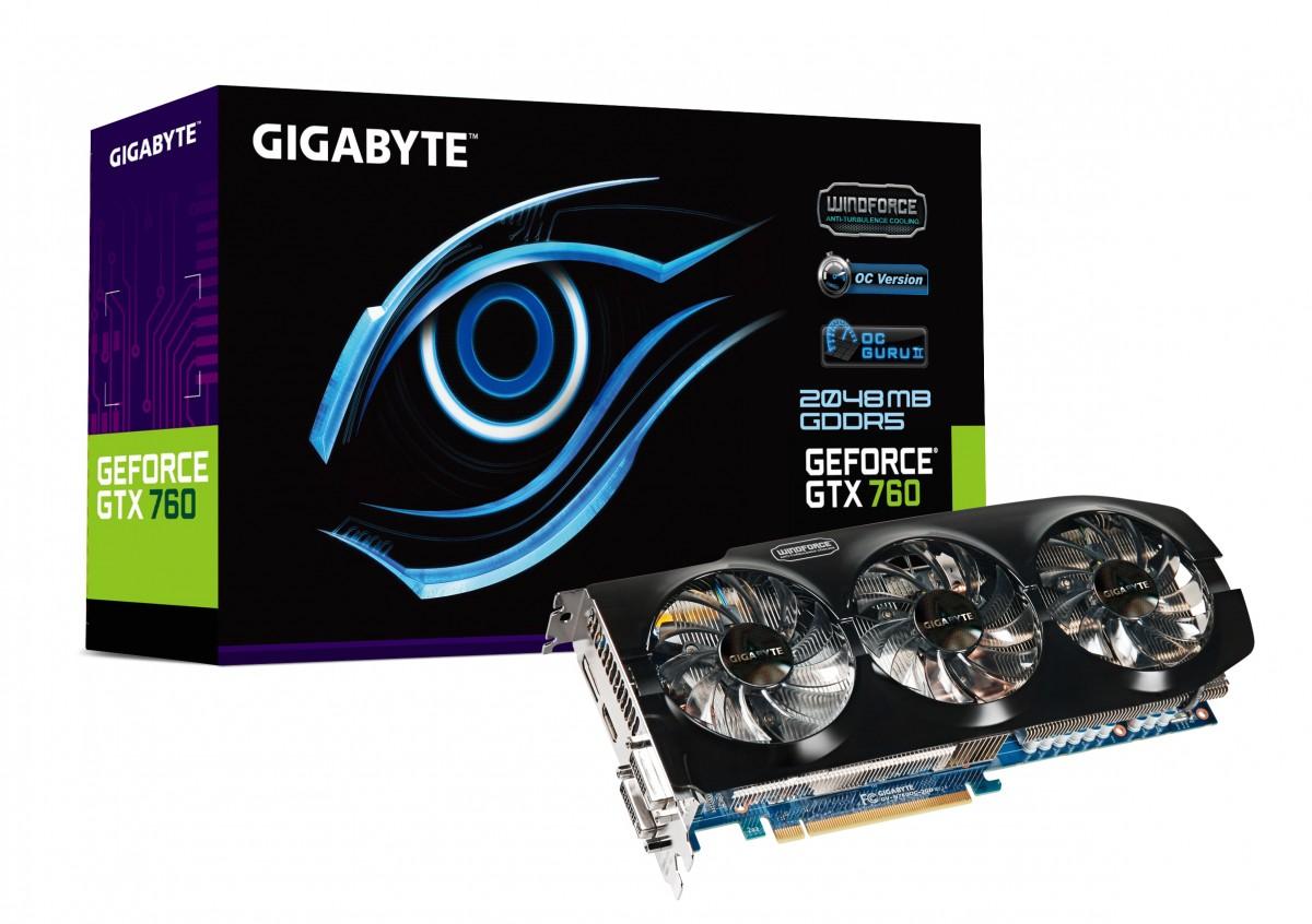 Gigabyte GTX 760 OC (1)
