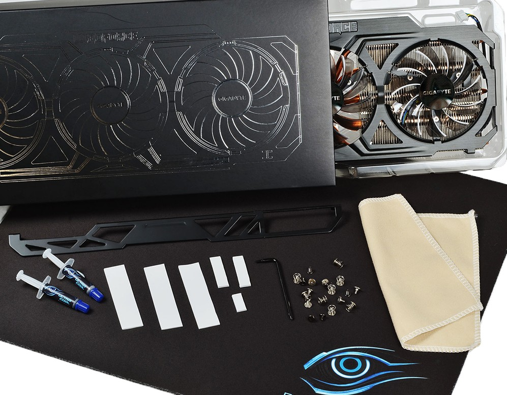 Gigabyte GTX TITAN OC WindForce 3X (1)