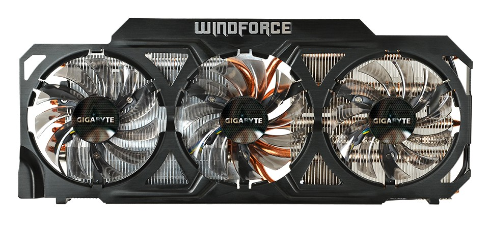 Gigabyte GTX TITAN OC WindForce 3X (3)