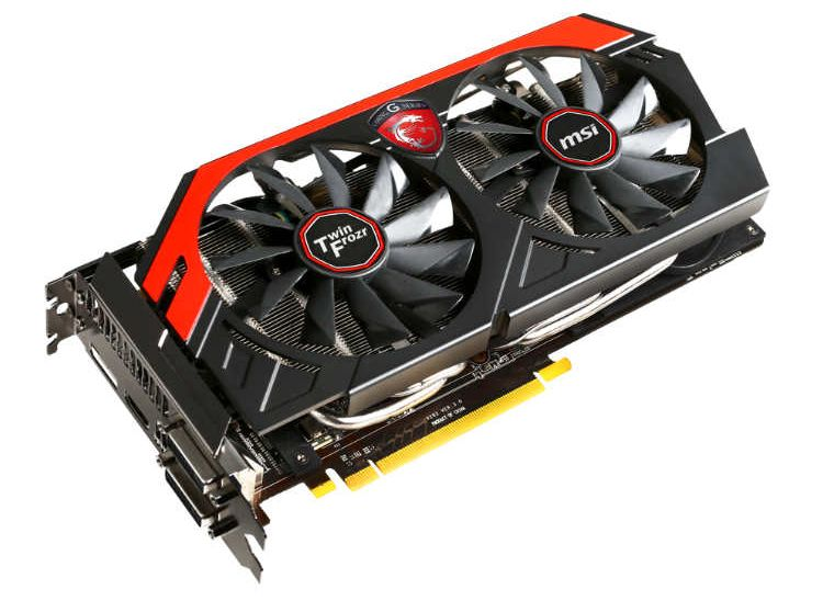 Msi Geforce Gtx 760 Twin Frozr Oc Gaming Pictured And Detailed Videocardz Com