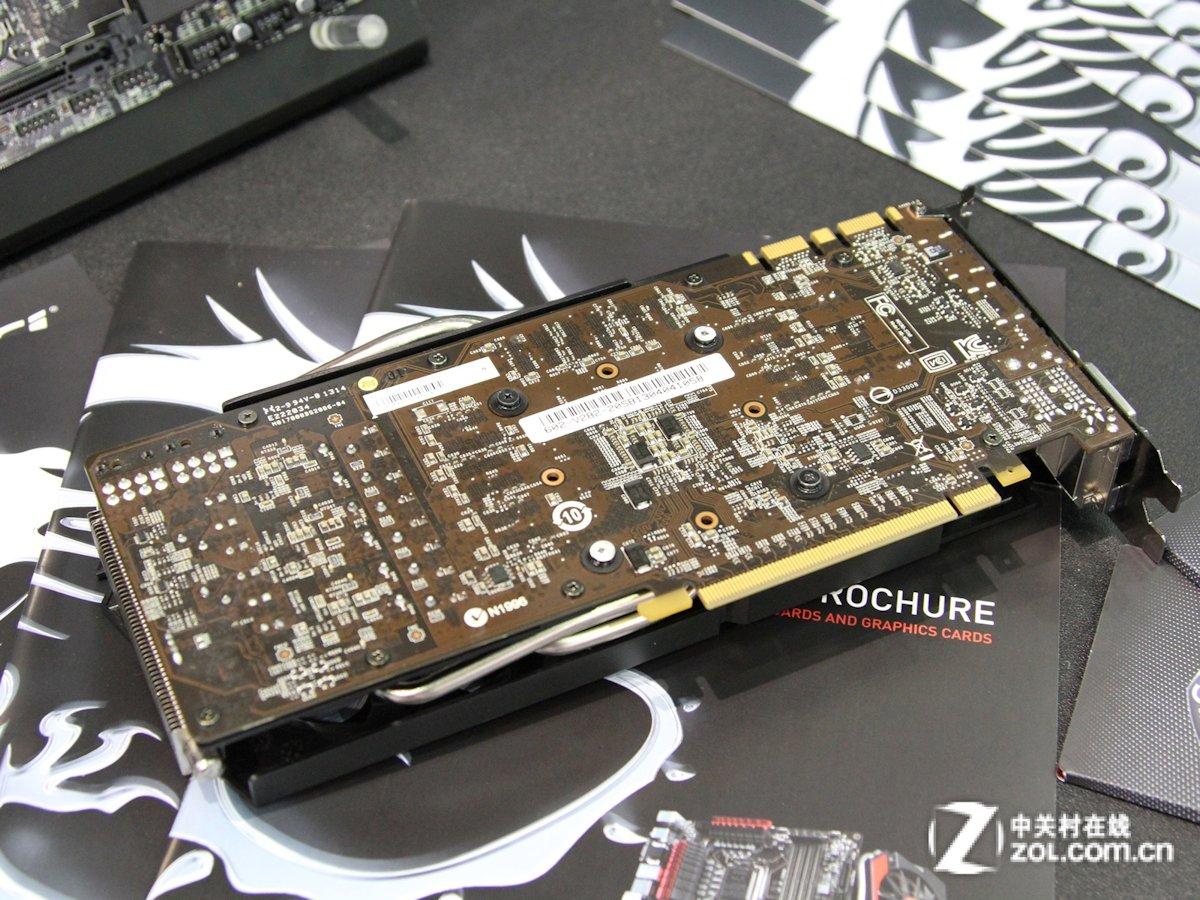 MSI GeForce GTX 780 Gaming (1)