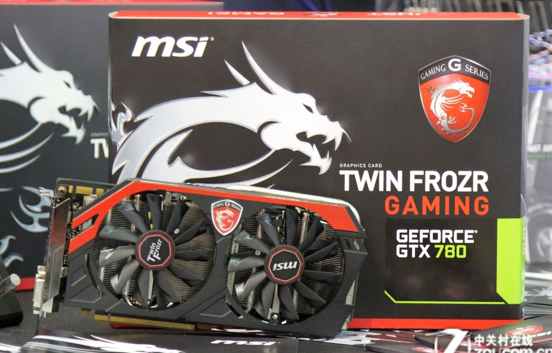 MSI GeForce GTX 780 Gaming (2)