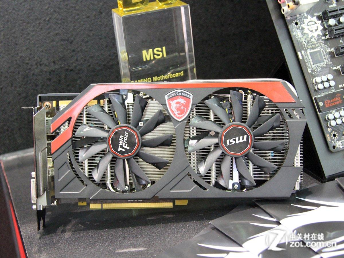 MSI GeForce GTX 780 Gaming (3)