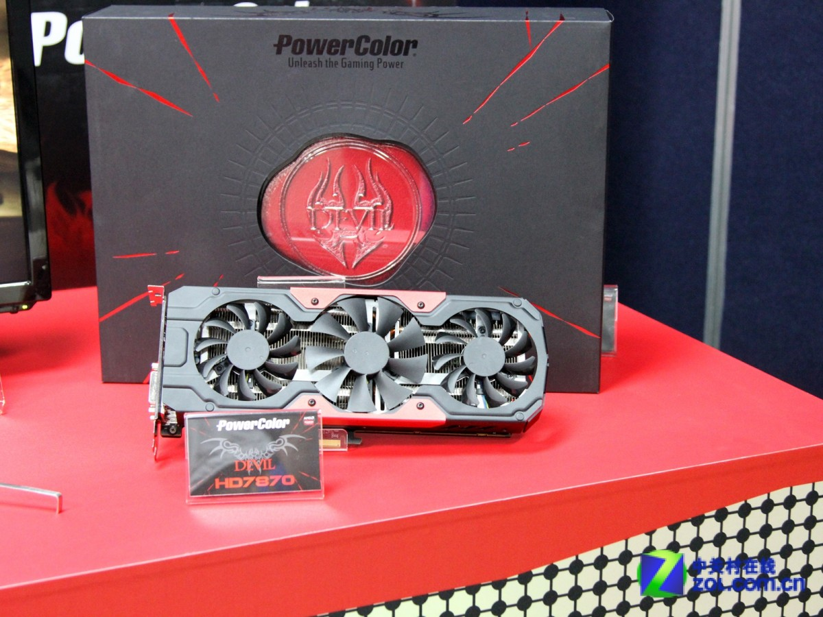 PowerColor HD 7870 Devil