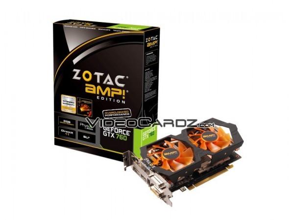 ZOTAC GeForce GTX 760 AMP! ZT-402-10P (5)