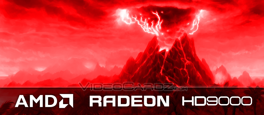 AMD Radeon HD 9000 Series Header