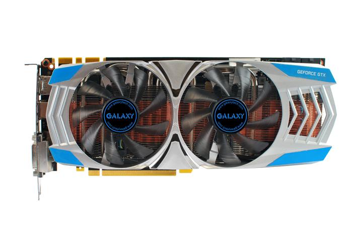 Galaxy GTX 780 GC