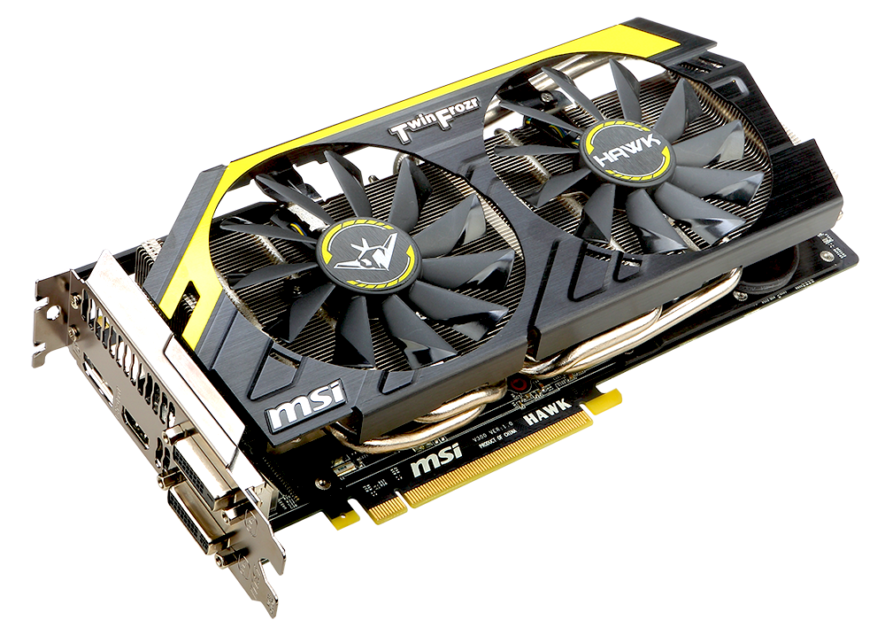 MSI GeForce GTX 760 HAWK (2)
