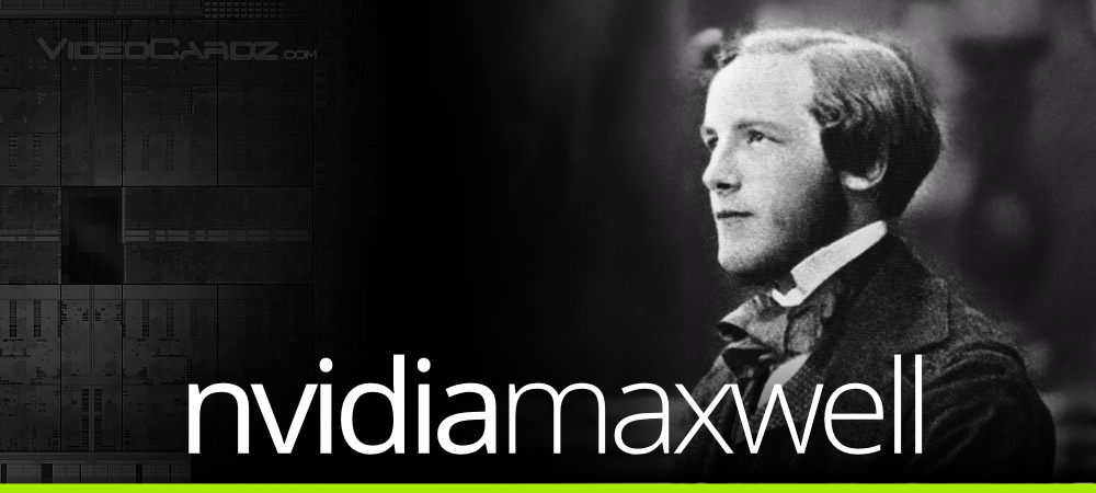 nvidia maxwell new
