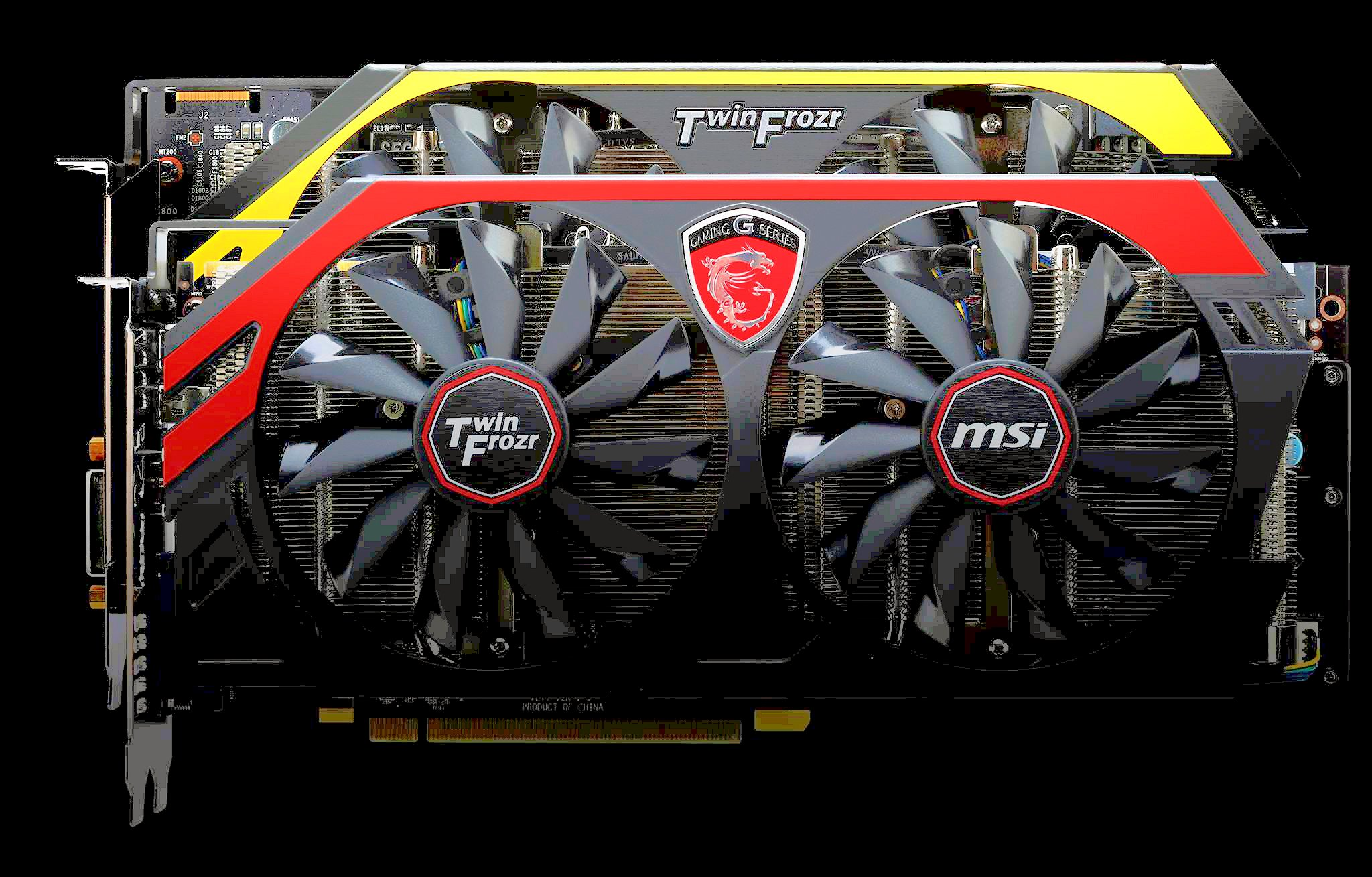 MSI Radeon R9 280X GAMING pictured and detailed | VideoCardz com