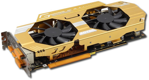 ZOTAC GTX 760 Extreme Edition (Gold) (2)