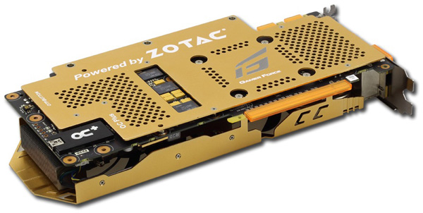 ZOTAC GTX 760 Extreme Edition (Gold) (3)