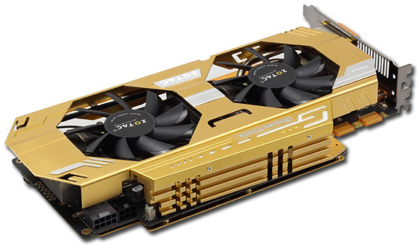 ZOTAC GTX 760 Extreme Edition (Gold) (4)