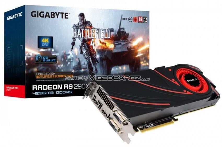 Gigabyte Radeon R9_290X