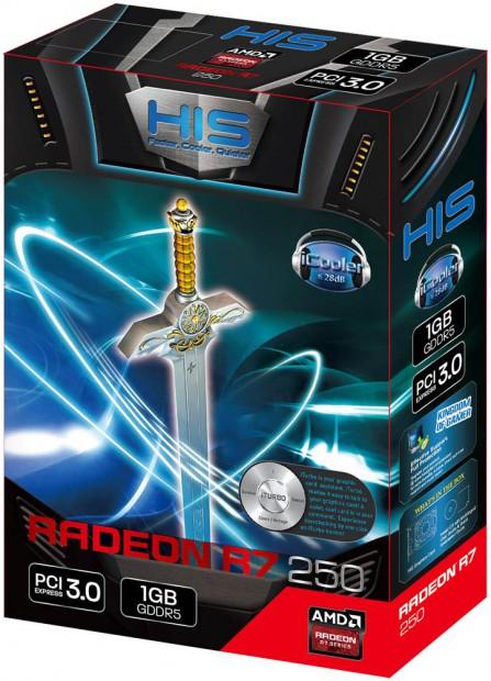HIS R7 250 iCooler (1)