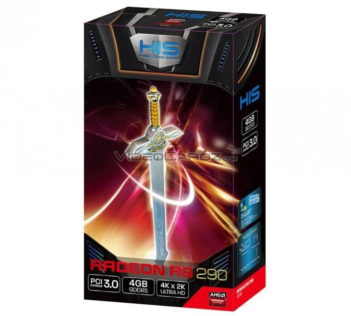 HIS Radeon R9 290 BOX