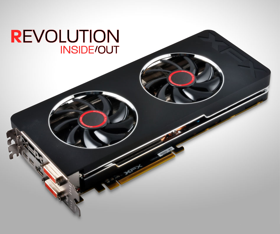 XFX Launches Radeon R9 And R7 Graphics Cards Series