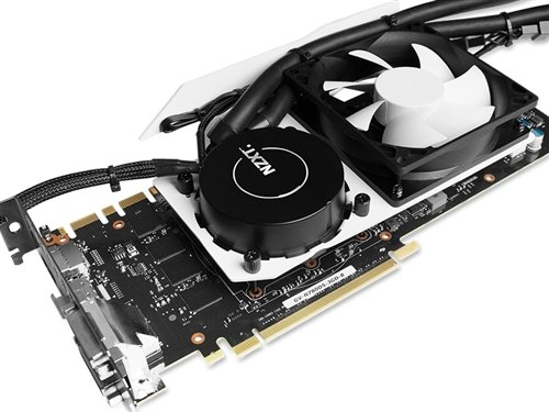 Nzxt Introduces Kraken G10 Gpu Bracket For Cpu Coolers And