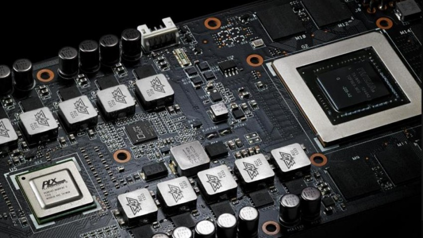 ASUS ARES 760 PCB