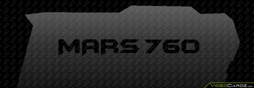 ASUS ROG MARS 760 VC