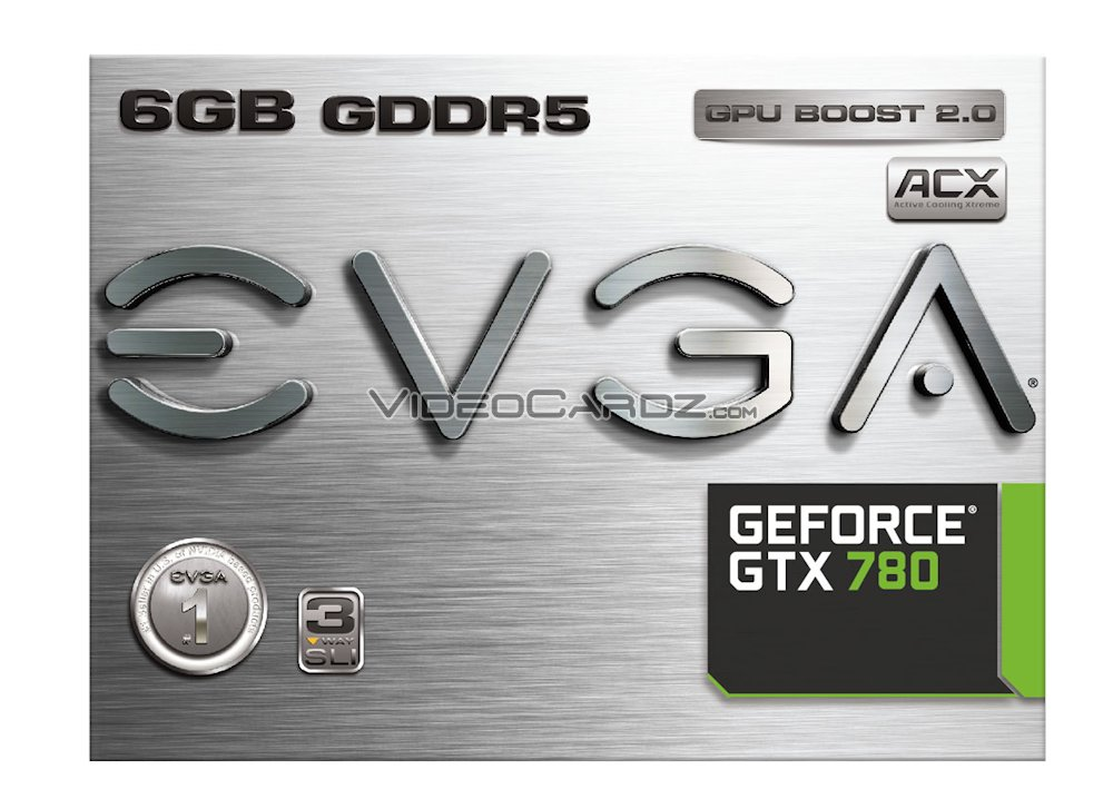 EVGA GTX 780 6GB BOX