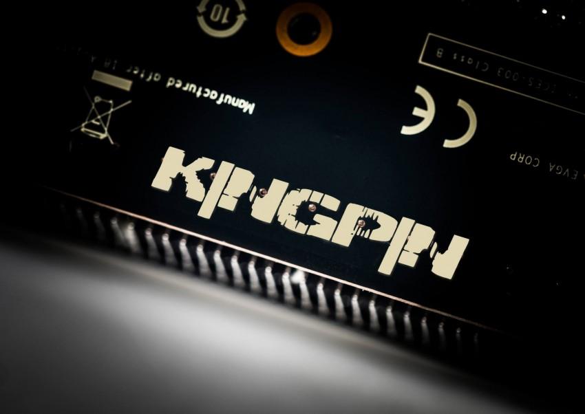 EVGA GTX 780 Ti Kingpin Edition