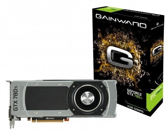 Gainward GTX 780 Ti
