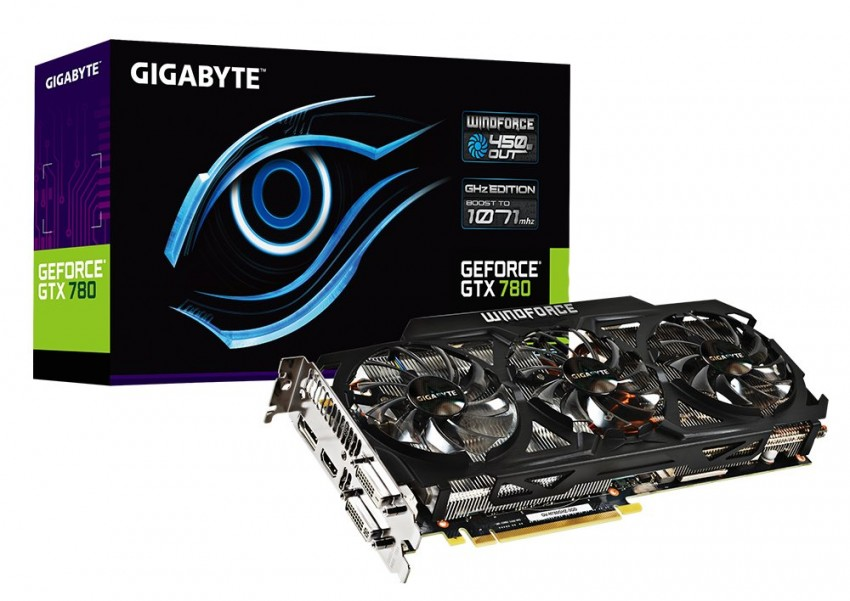 Gigabyte GTX 780 GHz Edition WindForce 3X (1)