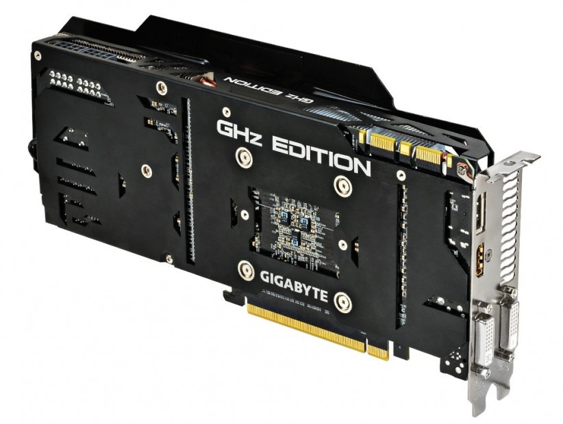 Gigabyte GTX 780 GHz Edition WindForce 3X (5)