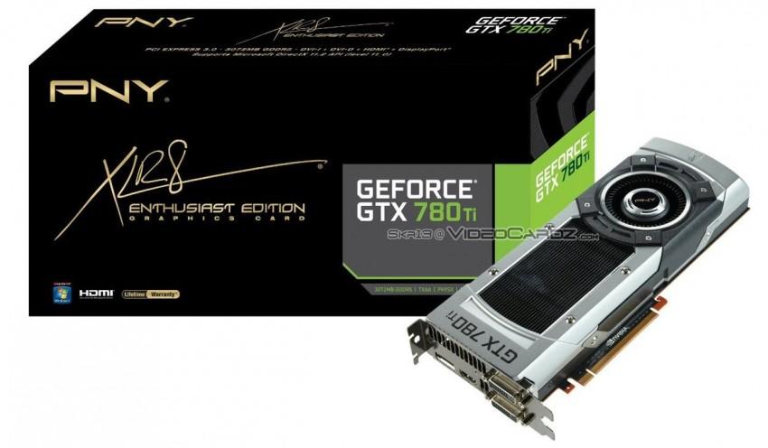 PNY GeForce GTX 780 Ti (1)