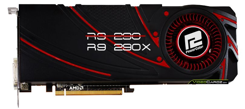 PowerColor R9 290 to 290X
