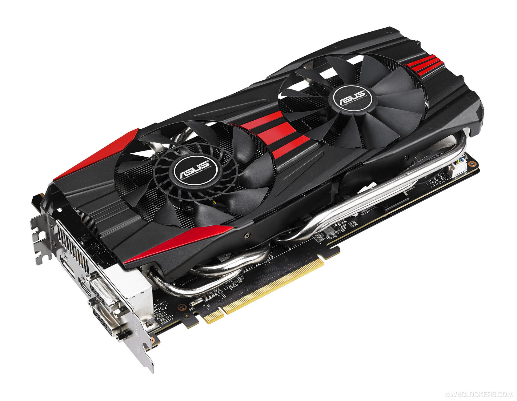 ASUS lets you choose the color of GeForce GTX 780 Ti ...