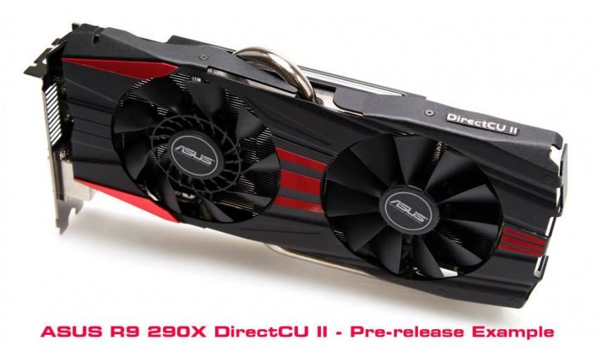 ASUS Radeon R9 290X DirectCU II (1)