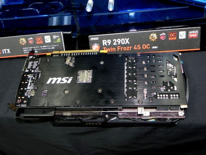 MSI Radeon R9 290X Twin Frozr 4S OC (6)