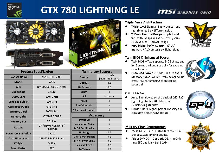 msi-n780_lightning_le-datasheet