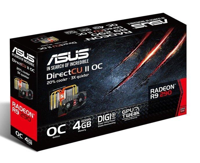 ASUS Radeon R9 290 DirectCU II OC (3)