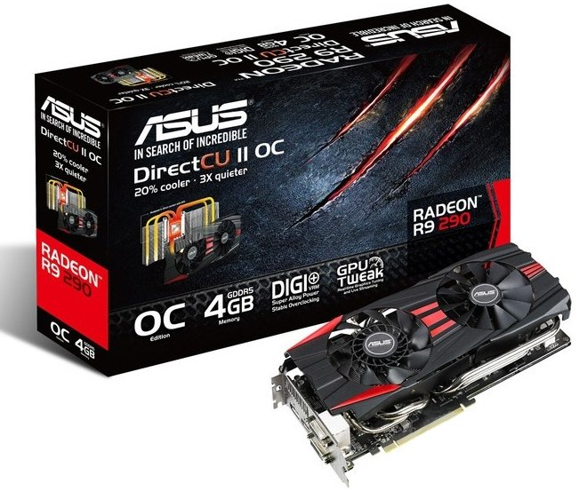 ASUS Radeon R9 290 DirectCU II OC (4)