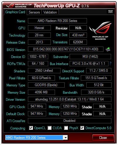 GPU-Z Black