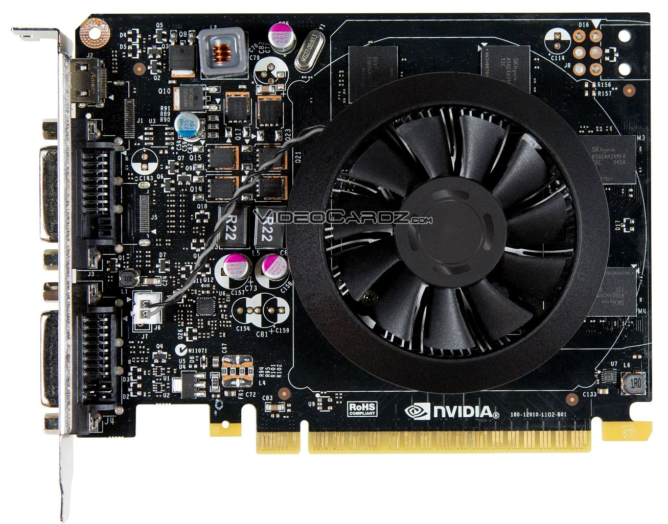 Gigabyte gtx 750 ti windforce review pure overclock page 3 -  Geforce Gtx 750 Ti Front