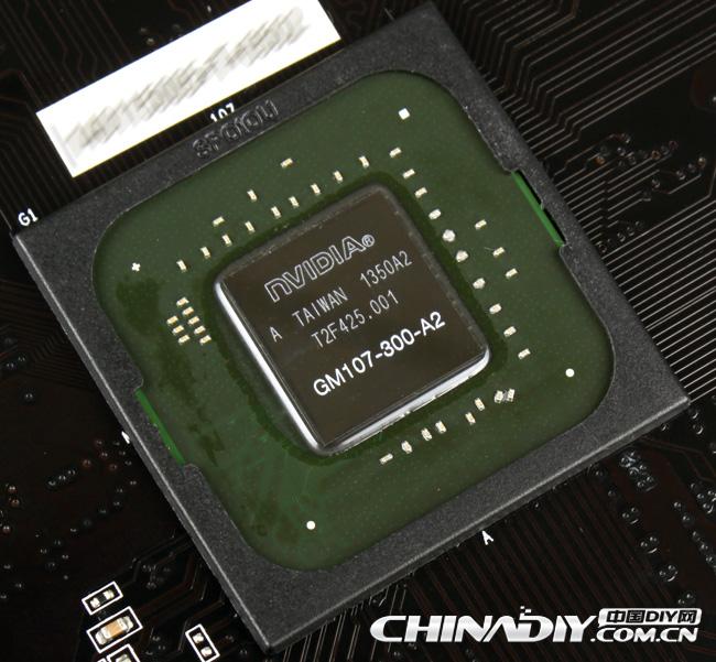 NVIDIA MAXWELL GM107-300