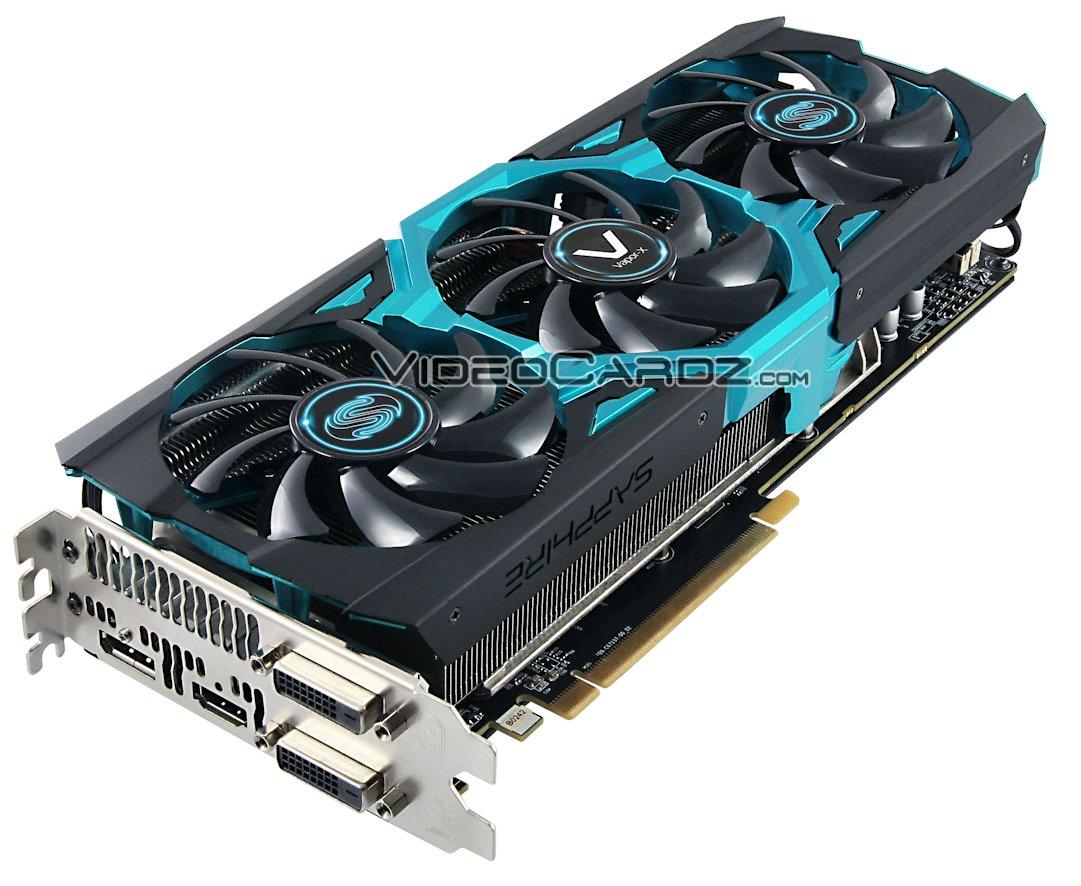 Sapphire To Launch Radeon R9 290x Vapor X With 8gb Ram Videocardz Com