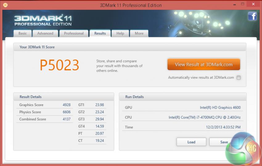 GTX 770M 3DMARK