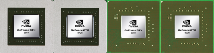 GeForce GTX 800M series