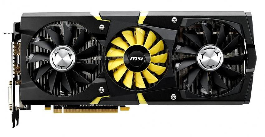 MSI Radeon R9 290X Lightning (4)