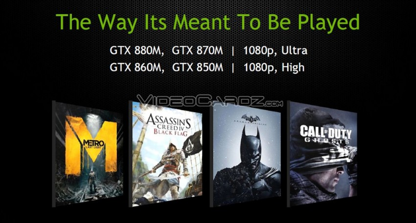 NVIDIA GeForce GT(X) 800M series presentation (5)