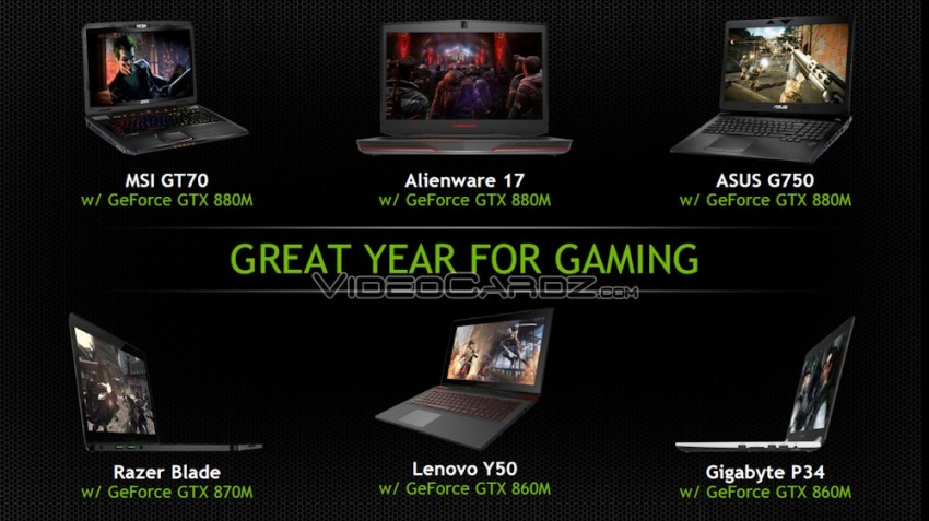 NVIDIA GeForce GT(X) 800M series presentation (8)
